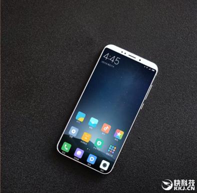 Xiaomi Mi 6 GFXBecnh leaked specs