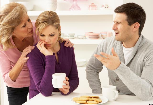 Cara Jitu Menarik Perhatian Mertua