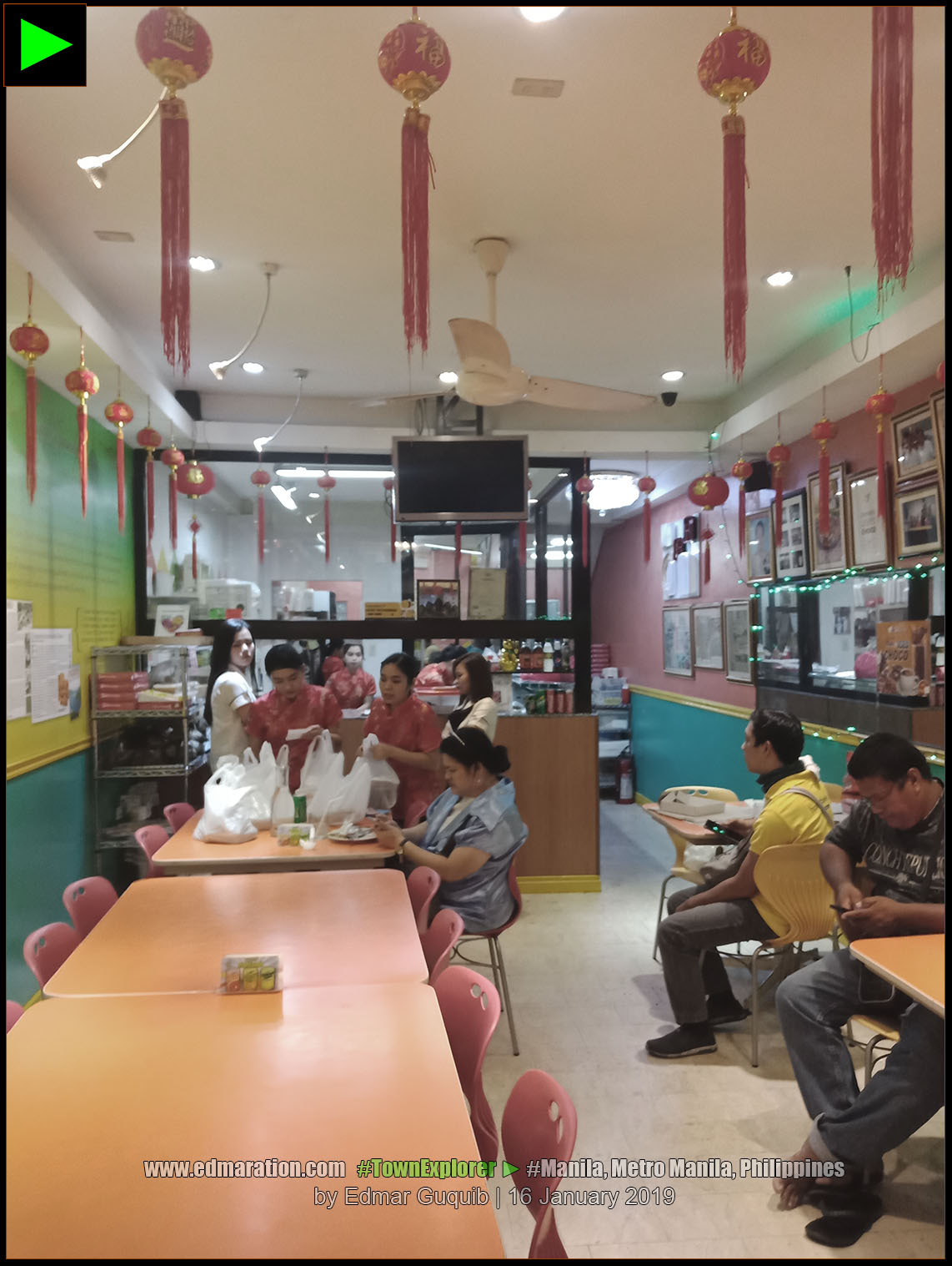 SINCERITY RESTAURANT, BINONDO