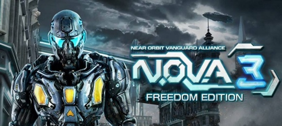 Game Tembak Tembakan N.O.V.A. 3 Freedom Edition