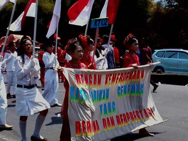 Pasukan Paskibra Kab Batang