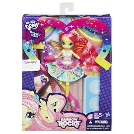 MLP Equestria Girls Rainbow Rocks Rockin' Hairstyle Fluttershy Doll