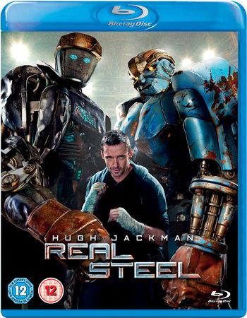 Real Steel (2011) Dual Audio Hindi 480p BluRay x264 400MB ESubs