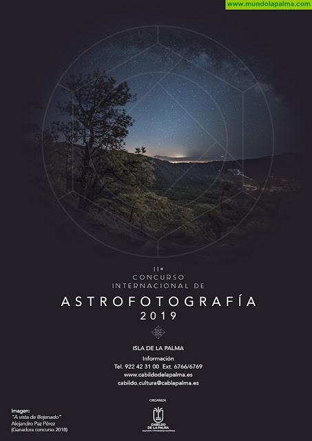 El Cabildo exhibe en el Museo Insular las obras ganadoras y participantes en el Concurso Internacional de Astrofotografía