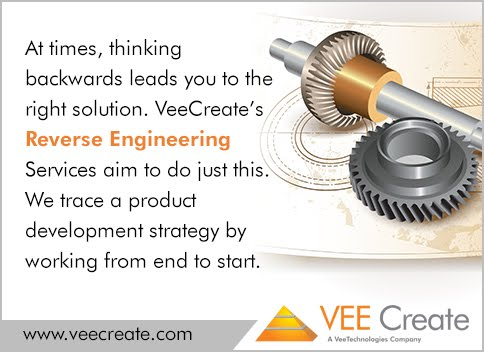 Reverse Engineering Services - Vee Create