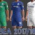PES 2013 CHELSEA FULL KITS GDB 2017-2018