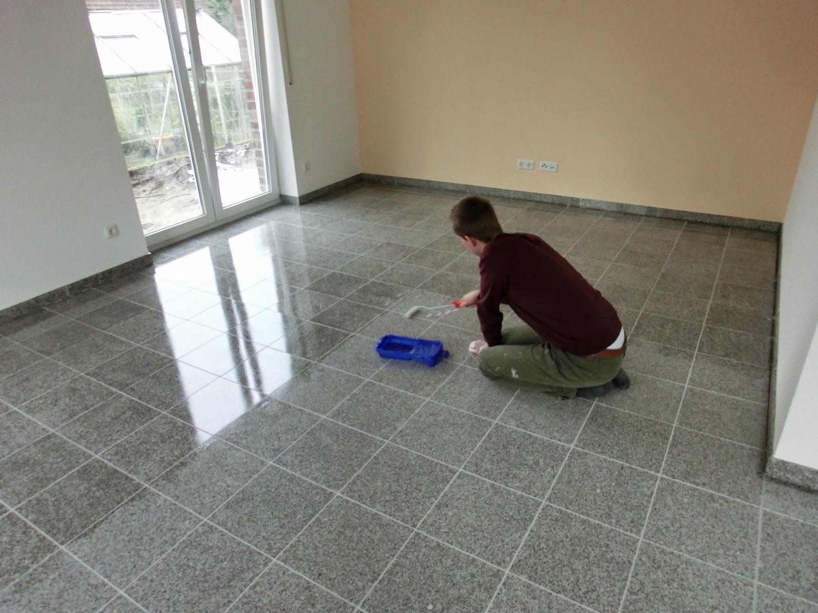Bevorzugt Wir bauen unser Traumhaus: Granit imprägnieren, 01.02.2015 NC66