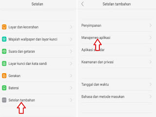 cara download aplikasi advan