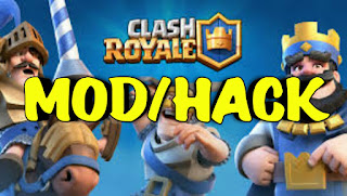 clash royale apk mod 2018
