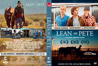 Lean on Pete - Cover DVD