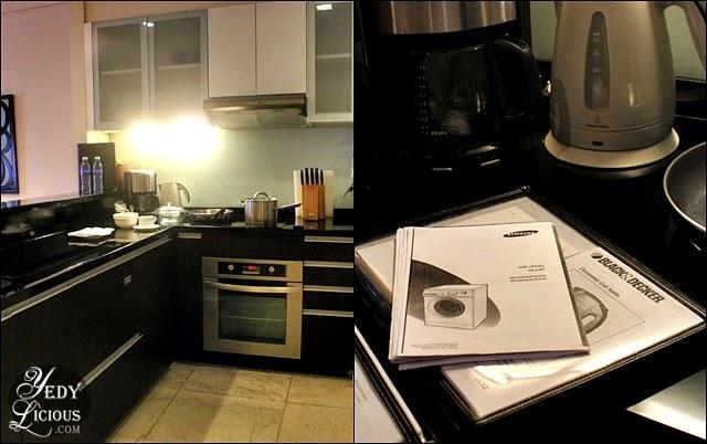 Oakwood Manila / Kitchen Manual