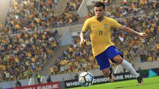 FIFA 18 iOS Wallpaper