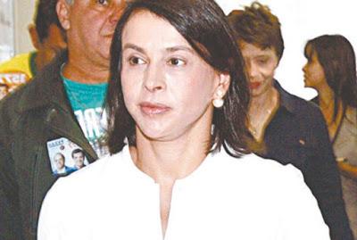 TRF2 pode cassar prisão domiciliar de Adriana Ancelmo nesta quinta-feira