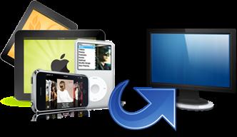 برنامج نقل الملفات من الكمبيوتر للايفون PC iPod