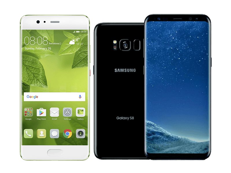 Huawei P10 Plus Vs Samsung Galaxy S8+ Specs Comparison