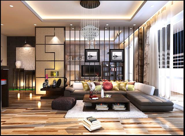 Thiết kế chất lượng căn hộ Samsora 105 Chu Văn An