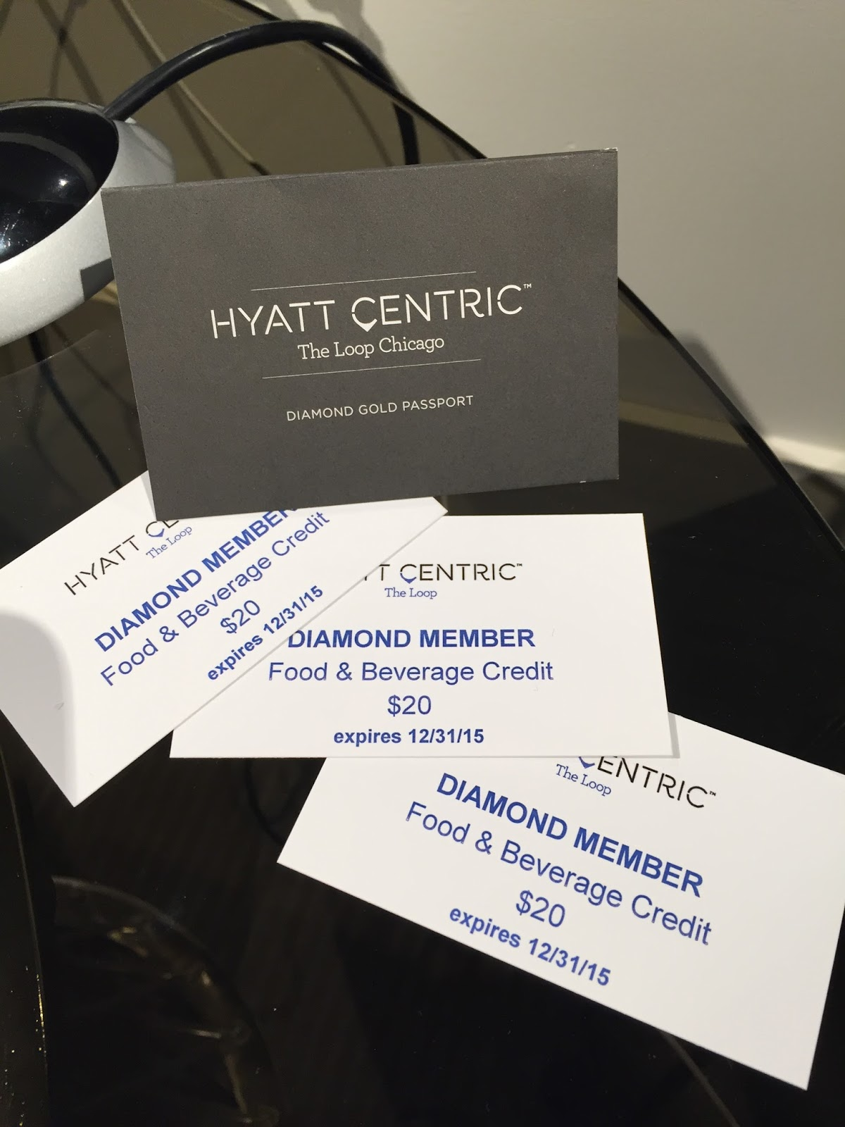 The first class project hotel review hyatt centric the loop chicago a benefit for being a diamond member he only handed us two vouchers at first but then i asked if that was enough for breakfast it was a fancy magicingreecefo Choice Image