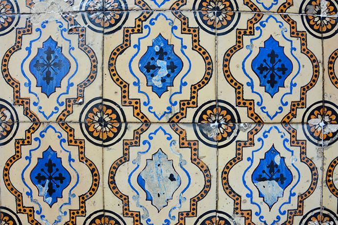 Porto, francesinha i azulejos
