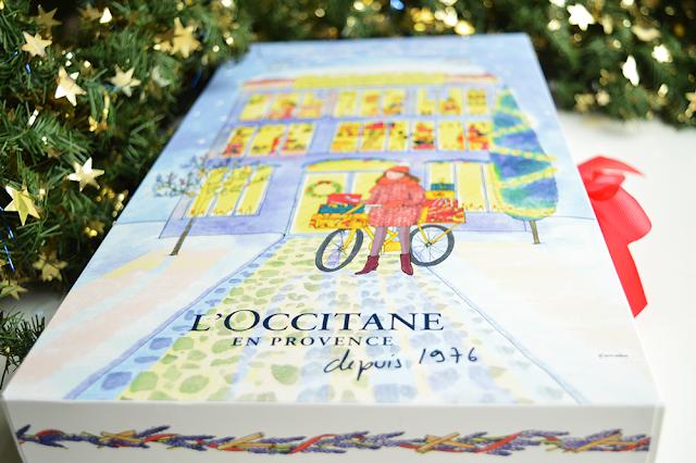 Le calendrier de l'avent L'Occitane: ça vaut le coup?