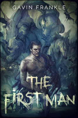The First Man Gavin Frankle front cover