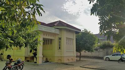 Sejarah Istana Hinggap Sultan Siak di Pekanbaru