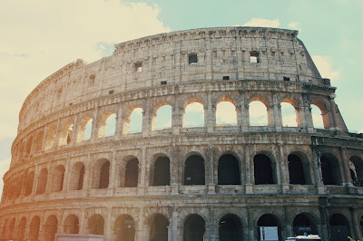 Short Story Sunday: The Corruption of Rome