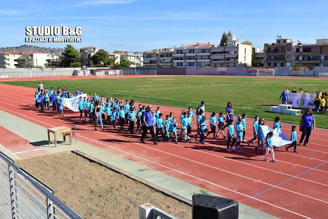 Με 130 αθλητές η αποστολή  του Α.Ο. Ποσειδών Λουτρακίου στο Ναύπλιο