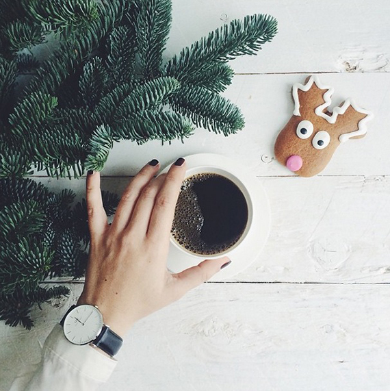Christmas on Instagram | @lightpoem