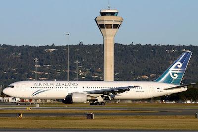 Air New Zealand Postpones Manila Service