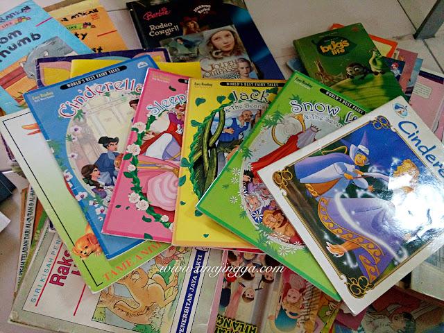 buku cerita kanak-kanak