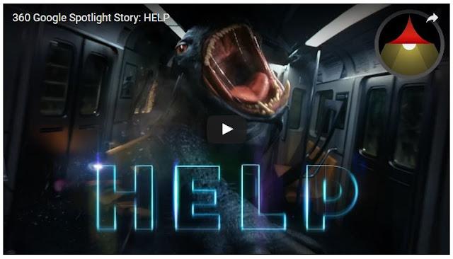 Η πρώτη Google 360 VR ταινία δράσης 360 Google Spotlight Story: HELP