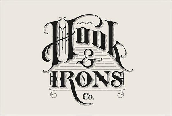 Kumpulan Desain Logo Handwritting/Handlettering Logotype Example