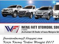 Jawatan Kosong Perak Wengfat otomobil Sdn Bhd 04 May 2017