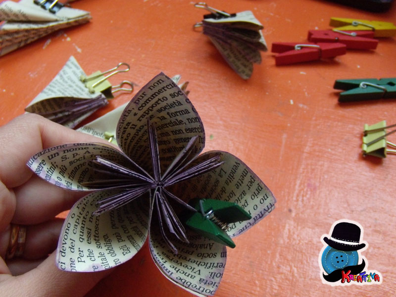 fiore origami