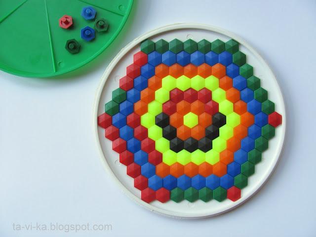 Игра мозаика