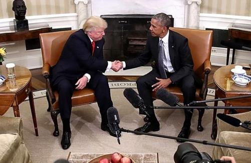 Obama Lakukan Kunjungan Kerja Perpisahan ke Eropa