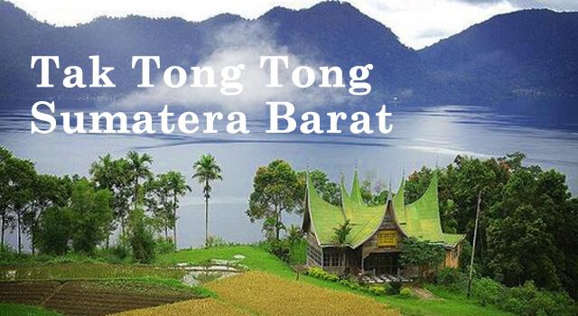 Lirik Lagu Tak Tong Tong