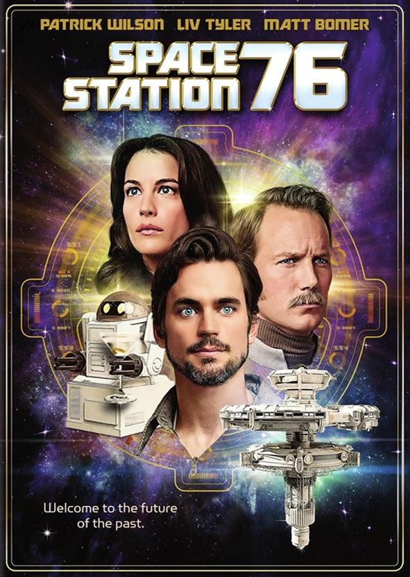 Space Station 76 - Stacja Kosmiczna 76 - 2014