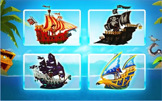 Game Android Pirate Ship Shooting Race Download