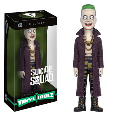 Suicide Squad The Joker Vinyl Idolz Vinyl Figure by Funko