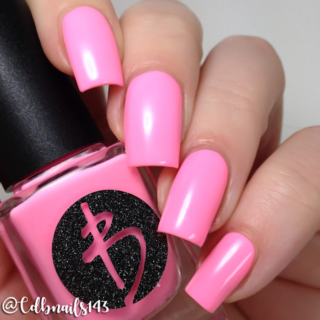 Bliss Polish-Flamingo With Me