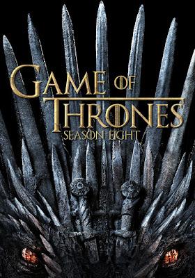 Game Of Thrones (TV Series) S08 DVD R1 NTSC Latino 4 DVD