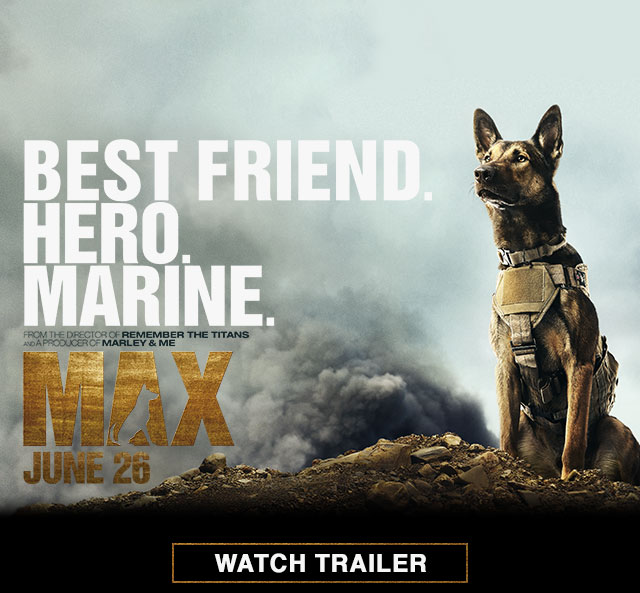 Xem Phim Chú Chó Max 2015