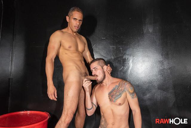 RawHole - Flip and Lick Latin Boys