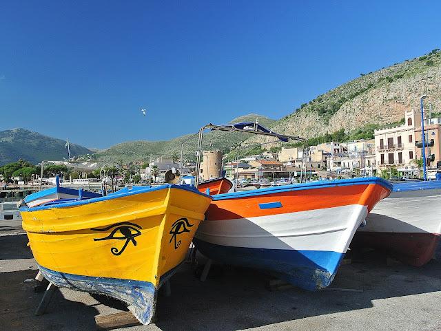 Włochy, Sycylia, październik, wczasy