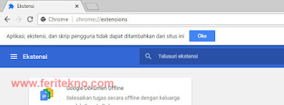Cara Pasang Internet Download Manager Ke Google Chrome 2