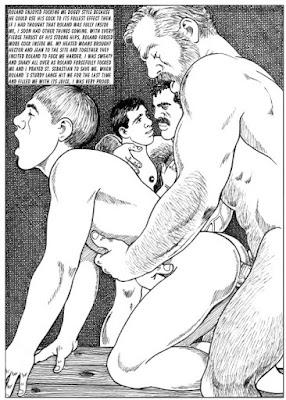 western gay comics