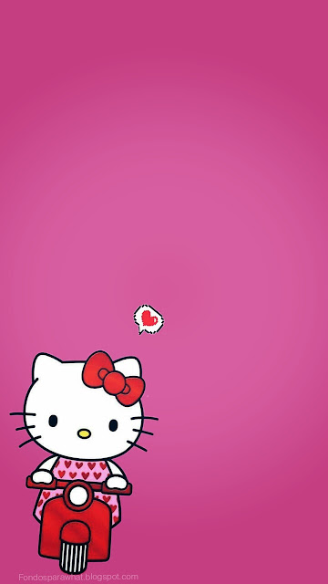 5 Fondos de Pantalla de Hello Kitty Cute