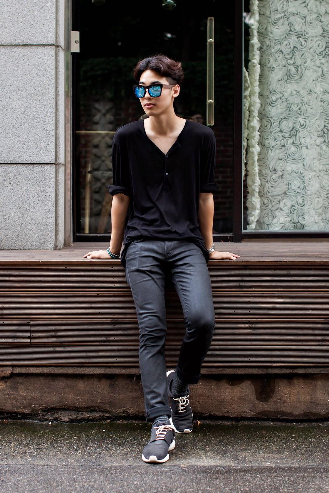 6ca7262bd46b On the street... Taeseok Shin Busan ~ echeveau
