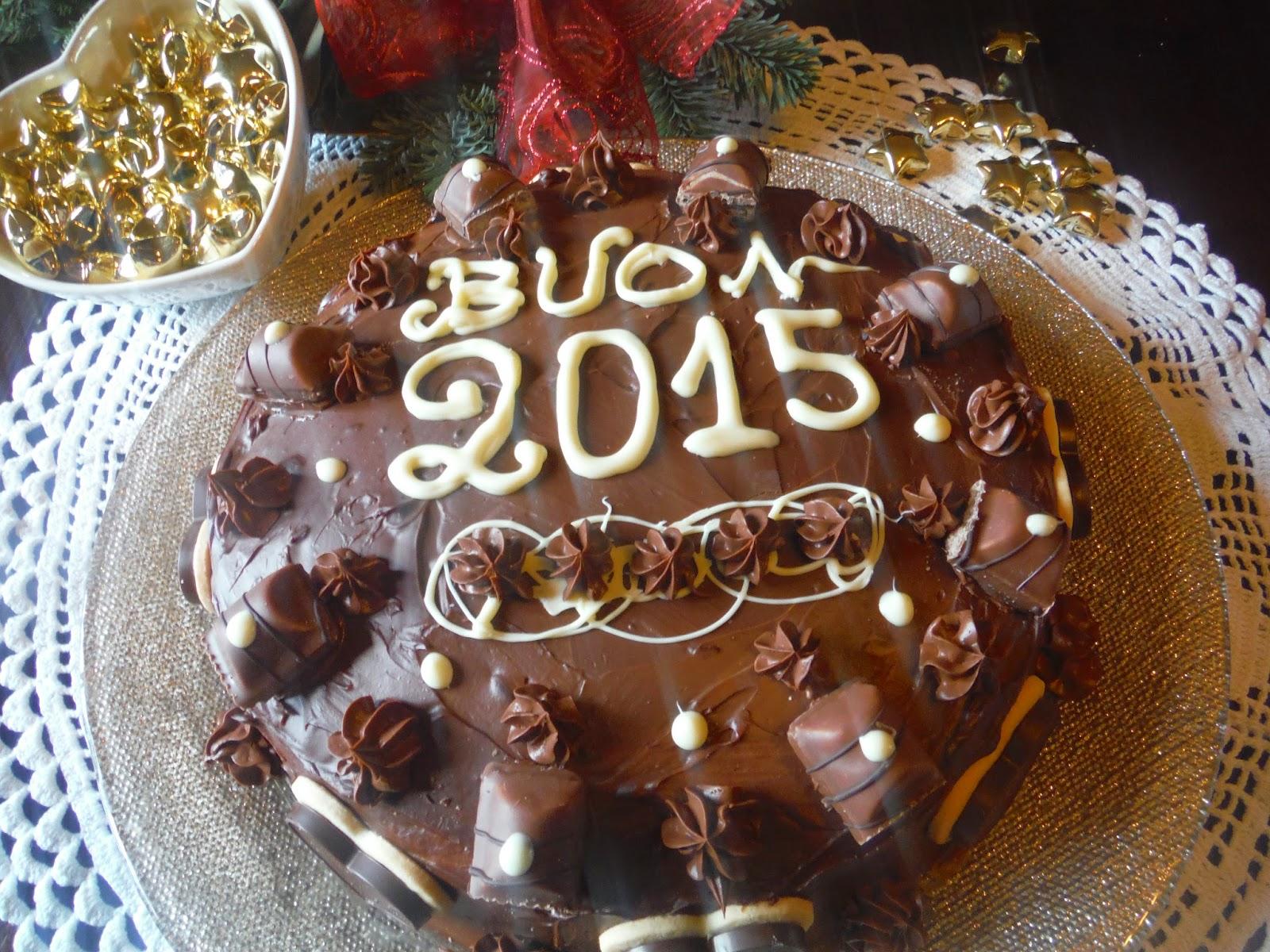 Fotografia della torta Kinder Bueno dal blog Simo's Cooking
